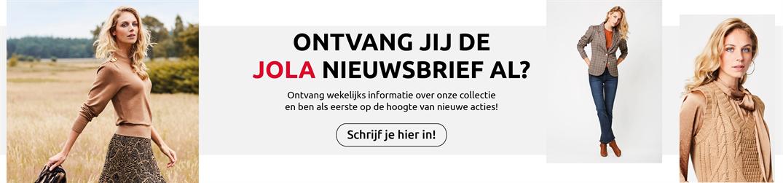 Jola Nieuwsbrief